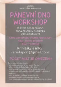 panevni dno workshop sumperk 18.5.